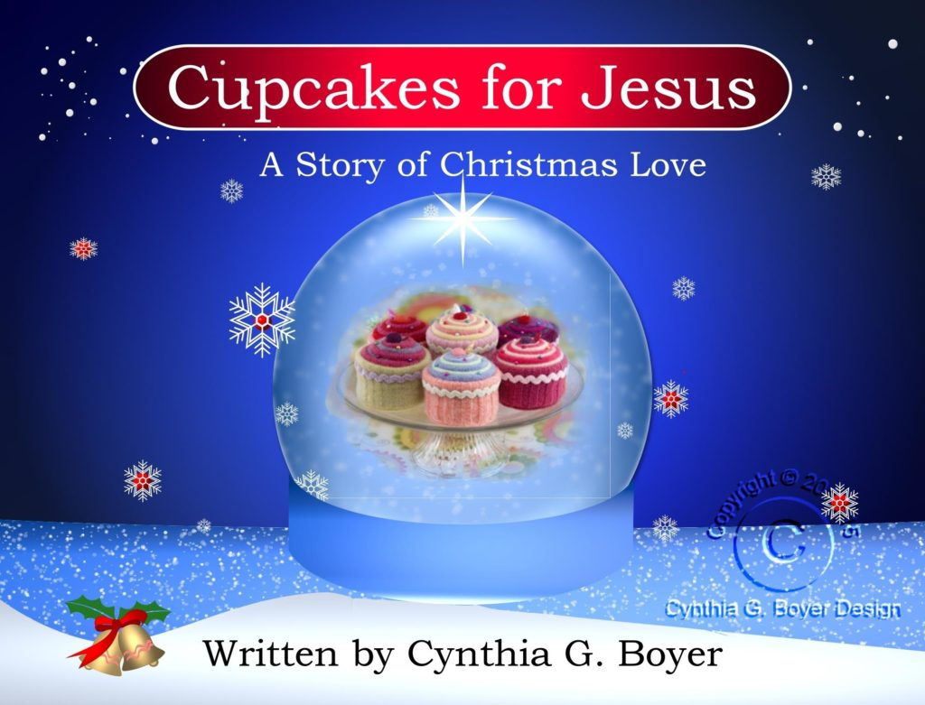 Cupcakes for Jesus at Christmas